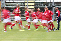 Malta during the warm up<br /> Castel di Sangro 12-11-2019 Stadio Teofolo Patini <br /> Football UEFA Women's EURO 2021 <br /> Qualifying round - Group B <br /> Italy - Malta<br /> Photo Cesare Purini / Insidefoto