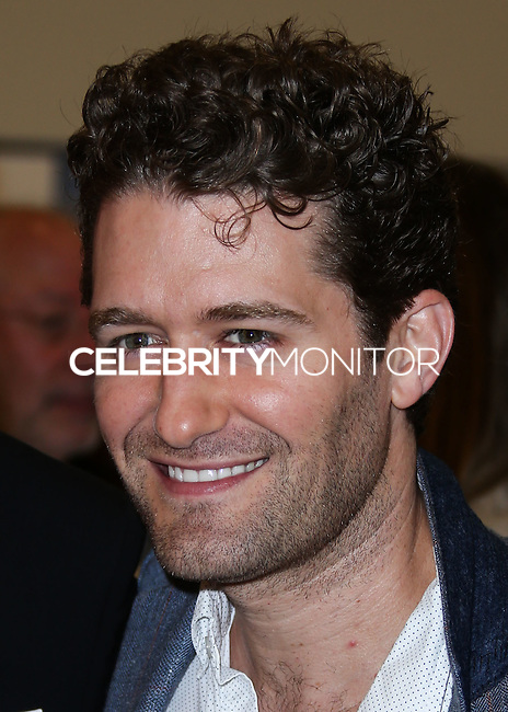LOS ANGELES, CA, USA - SEPTEMBER 04: Matthew Morrison attends Kelly Rowland's New TW Steel Canteen Bracelet Watch Showcase at Feldmar Watch Company on September 4, 2014 in Los Angeles, California, United States. (Photo by Xavier Collin/Celebrity Monitor)