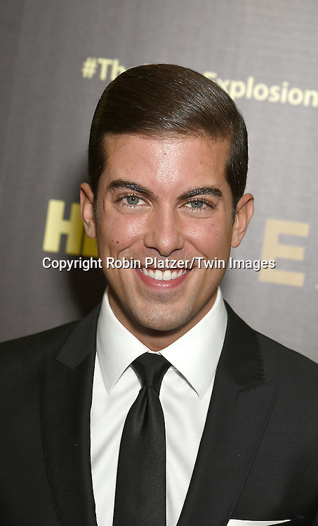 Luis Ortiz attends the HBO premiere of &quot;The Latin Explosion: A New America&quot; on November 10, 2015 at the Hudson Theater in New York City, New York, USA.<br /> <br /> photo by Robin Platzer/Twin Images<br />  <br /> phone number 212-935-0770