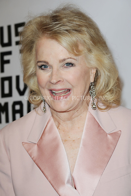 WWW.ACEPIXS.COM<br /> January 20, 2015 New York City<br /> <br /> Candice Bergen attending the Museum of The Moving Image honors Julianne Moore at 583 Park Avenue on January 20, 2015 in New York City.<br /> <br /> Please byline: Kristin Callahan/AcePictures<br /> <br /> ACEPIXS.COM<br /> <br /> Tel: (212) 243 8787 or (646) 769 0430<br /> e-mail: info@acepixs.com<br /> web: http://www.acepixs.com
