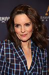 Tina Fey during the arrivals for the 2018 Drama Desk Awards at Town Hall on June 3, 2018 in New York City.