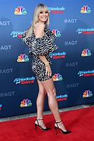 LOS ANGELES - MAR 4:  Heidi Klum at the America's Got Talent Season 15 Kickoff Red Carpet at the Pasadena Civic Auditorium on March 4, 2020 in Pasadena, CA