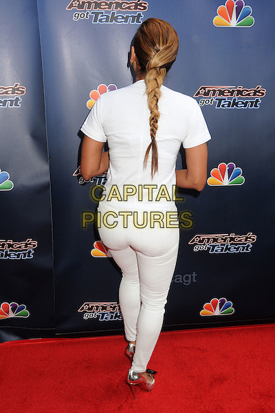 22 April 2014 - Hollywood, California - Melanie Brown, Mel B. NBC's &quot;America's Got Talent&quot; Red Carpet Event held at the Dolby Theatre. <br /> CAP/ADM/BP<br /> &copy;Byron Purvis/AdMedia/Capital Pictures