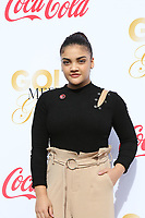 06 January 2018 - Los Angeles, California - Laurie Hernandez. 2018 Gold Meets Golden held at The Sunset House.   <br /> CAP/ADM/PMA<br /> &copy;PMA/ADM/Capital Pictures