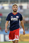 15 June 2016: New England's Lee Nguyen. The Carolina RailHawks hosted the New England Revolution at WakeMed Stadium in Cary, North Carolina in a 2016 Lamar Hunt U.S. Open Cup fourth round game.