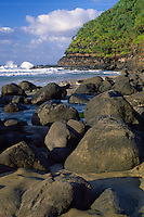 Hanakapiai Beach<br />