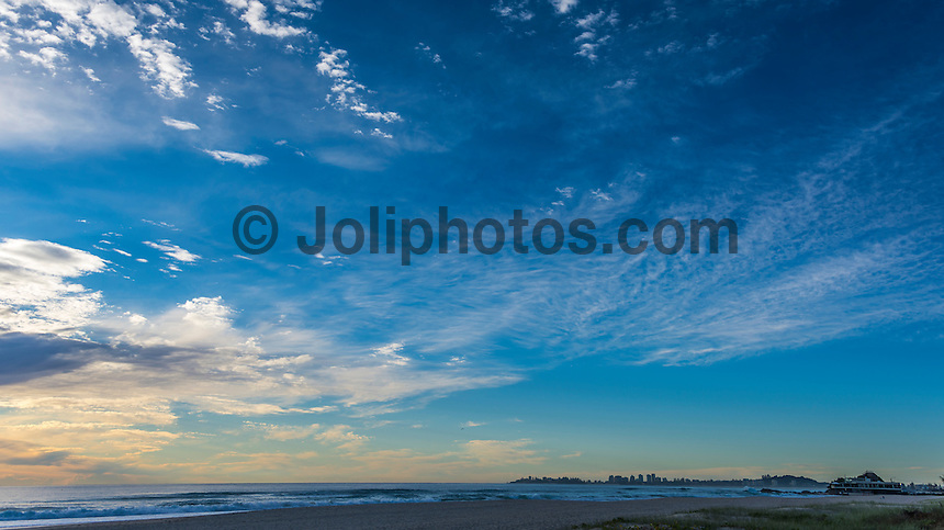 Currumbin, Queensland, Australia.(Wednesday, May 4, 2016):Small clean swell around this morning with very light winds. A typical Autumn day on the Gold Coast. Photo: joliphotos.com