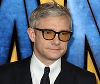 Martin Freeman at the Black Panther European Premiere at the Eventim Apollo, Hammersmith, London on Thursday 8th February 2018<br /> CAP/ROS<br /> CAP/ROS<br /> &copy;ROS/Capital Pictures