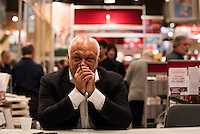 Emmanuel Schmitt<br /> <br />  at montreal book fair, November 2015,<br /> <br /> <br /> PHOTO : Philippe Manh Nguyen - Agence Quebec Presse