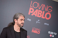 Director of the film, Fernando Leon de Aranoa attends to presentation of film 'Loving Pablo' in Madrid , Spain. March 06, 2018. (ALTERPHOTOS/Borja B.Hojas) / NortePhoto.com NORTEPHOTOMEXICO