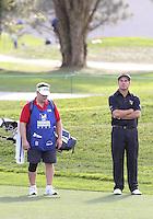 24 JAN 13  Rhode Islander Brad Adamonis during Thursdays First Round action  at The Farmers Insurance Open at Torrey Pines Golf Course in La Jolla, California. (photo:  kenneth e.dennis / kendennisphoto.com)