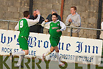 Kerry League v Cork City in their Eircom League clash on Minday night..