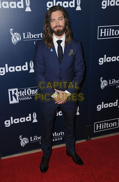 01 April 2017 - Beverly Hills, California - Tom Jayne.  28th Annual GLAAD Media Awards held at The Beverly Hilton Hotel in Beverly Hills.  <br /> CAP/ADM/BT<br /> &copy;BT/ADM/Capital Pictures