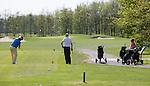 VELSEN - Hole D3. Openbare Golfbaan Spaarnwoude. COPYRIGHT KOEN SUYK