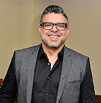MIAMI, FL - FEBRUARY 12: Luis Enrique backstage before Jorge Celedon performing at James L Knight Center on February 12, 2016 in Miami, Florida. ( Photo by Johnny Louis / jlnphotography.com )