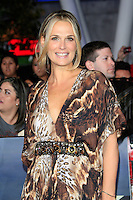 LOS ANGELES, CA - NOVEMBER 12: Molly Sims at the premiere of 'The Twilight Saga: Breaking Dawn - Part 2' at Nokia Theater L.A. Live on November 12, 2012 in Los Angeles, California.  Credit: MediaPunch Inc. /NortePhoto