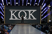 The KQK  fashion show held during the Fashion and Design Festival  in downtown Montreal