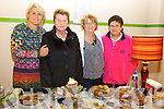 At the fundraising event for Foilmore Community Centre with Chef Mark Doe and local food producers on Friday night last were l-r; Carina O'Shea, Len O'Connor, Josephine O'Connell & Eileen Clifford.