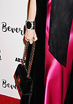 CULVER CITY, CA - OCTOBER 21: TV personality Lisa Vanderpump, handbag, bracelet detail, at the Dorit Kemsley Hosts Preview Event For Beverly Beach By Dorit at the Trunk Club on October 21, 2017 in Culver City, California.
