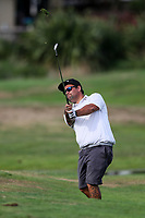 Mathew Tautari Jnr. New Zealand Stroke Play Championships, Paraparaumu Golf Course, Paraparaumu Beach, Kapiti Coast, Friday 23 March 2018. Photo: Simon Watts/www.bwmedia.co.nz