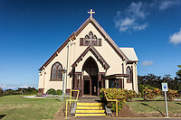 Sacred Heart Church, Hawi, Big Island.