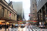 NOVA YORK, EUA, 21.12.2018 - TURISMO-EUA - Vista da Grand Central na ilha da Manhattan na cidade de Nova York nesta sexta-feira, 21. (Foto: William Volcov/Brazil Photo Press)