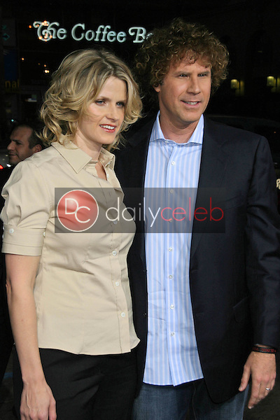 Viveca Paulin and Will Ferrell<br />at the Los Angeles Premiere of &quot;Blades of Glory&quot;. Mann's Chinese Theater, Hollywood, CA. 03-28-07<br />Dave Edwards/DailyCeleb.com 818-249-4998