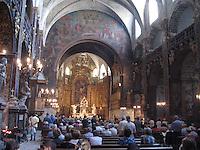 Notre Dame des Anges church, Isle-sur-la-Sorgue