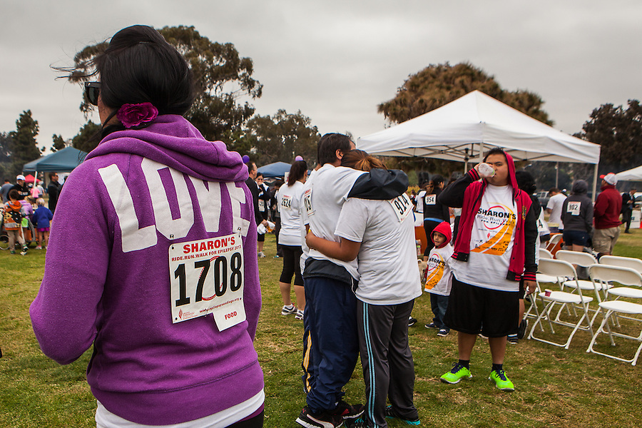 The 2013 Sharon's Ride.Run.Walk for Epilepsy was on Sunday, April 14, 2013 at De Anza Cove at Mission Bay Park in San Diego, California. The event benefits The Epilepsy Foundation of San Diego County.