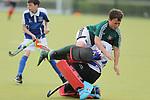 Welsh Youth Hockey Cup Final U13 Boys<br /> Northop Hall v Penarth<br /> Swansea University<br /> 06.05.17<br /> ©Steve Pope - Sportingwales