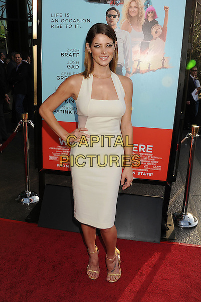 LOS ANGELES, CA- JUNE 23: Actress Ashley Greene attends the 'Wish I Was Here' Los Angeles premiere on June 23, 2014 at the DGA Theater in Los Angeles, California.<br /> CAP/ROT/TM<br /> &copy;Tony Michaels/Roth Stock/Capital Pictures