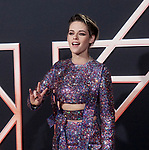 "Kristen Stewart 029 attends the premiere of Columbia Pictures' ""Charlie's Angels"" at Westwood Regency Theater on November 11, 2019 in Los Angeles, California."