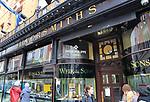 Weir and Sons historic silversmiths shop, Grafton Street, city of Dublin, Ireland, Irish Republic