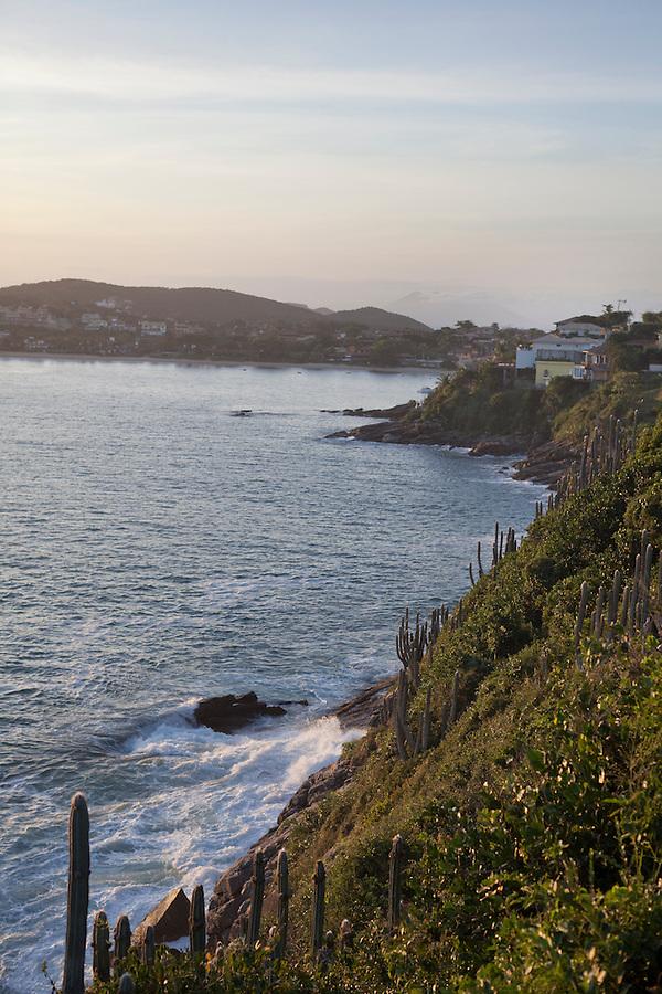 Ocean views from Casa Turquesa, a 2-room bungalow at Cliffside Villa.