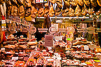 Museo del Jamon, Museum of Ham, Madrid, Spain