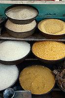 Markt in Churu (Rajasthan), Indien