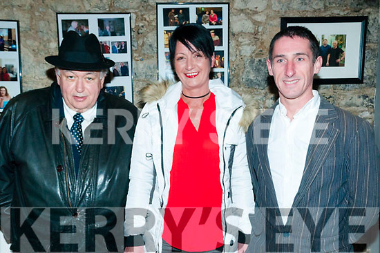 "Play On: Attending the E J Morean Drama Group's production of Rick Abbott's drama ""Play On "" at St. John's Arts Centre, Listowel on Saturday night last were Denis & Denise Doody, Tralee & Peter Murphy, Listowel."