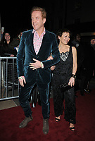 Damian Lewis and Helen McCrory at the Charles Finch &amp; Chanel Pre-BAFTAs Dinner, No. 5 Hertford Street (Loulou's), Hertford Street, London, England, UK, on Saturday 09th February 2019.<br /> CAP/CAN<br /> &copy;CAN/Capital Pictures