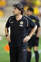 10.06.2012 SPAIN - Play Off ascenso a 1ª division, partido de vuelta Alcorcon vs Hercules (0-0) disputado en el estadio Santo Domingo. El Alcorcon hace valer el 1-1 del partido de ida.