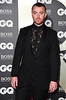 Sam Smith<br /> arriving for the GQ Men of the Year Awards 2019 in association with Hugo Boss at the Tate Modern, London<br /> <br /> ©Ash Knotek  D3518 03/09/2019