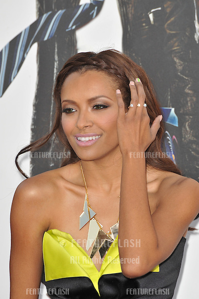 "Katerina Graham at the Los Angeles premiere of her new movie ""17 Again"" at Grauman's Chinese Theatre, Hollywood..April 14, 2009  Los Angeles, CA.Picture: Paul Smith / Featureflash"