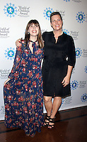 NEW YORK, NY-October 27: Claire Wineland, Melissa Nordquist at  World of Children Awards 2016 at  583 Park Avenue in New York.October 27, 2016. Credit:RW/MediaPunch
