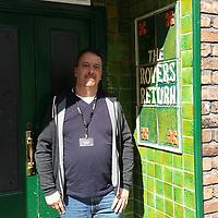 2020 04 16 Andrew Treble, Wrexham, Wales, UK