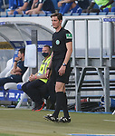 Vierter Offizieller Dr. Matthias Jöllenbeck<br /> <br /> Sport: Fussball: LIGA: Saison 19/20: TSG 1899 <br /> Hoffenheim-RB Leipzig, 12.06.2020.<br /> <br /> Foto: RALF POLLER/AVANTI/POOL/PIX-Sportfotos<br /> <br /> Nur für journalistische Zwecke! Only for editorial use! <br /> Gemäß den Vorgaben der DFL Deutsche Fußball Liga ist es untersagt, in dem Stadion und/oder vom Spiel angefertigte Fotoaufnahmen in Form von Sequenzbildern und/oder videoähnlichen Fotostrecken zu verwerten bzw. verwerten zu lassen. DFL regulations prohibit any use of photographs as image sequences and/or quasi-video.