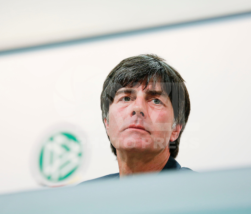 Fussball: EURO 2012, National Team Germany<br /> Trainer Joachim Jogi Loew (GER)<br /> © pixathlon