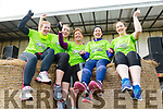At the Banna Beach Beast Challenge on Saturday were Lorna O Regan, Aine Quorne, Agnes Godley, Ailish Diggin, Adrienne Casey