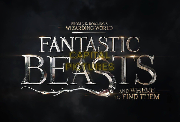 Fantastic Beasts and Where to Find Them (2016) <br /> POSTER ART<br /> *Filmstill - Editorial Use Only*<br /> CAP/KFS<br /> Image supplied by Capital Pictures