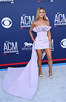 07 April 2019 - Las Vegas, NV -Maren Morris. 2019 ACM Awards at MGM Grand Garden Arena, Arrivals. Photo Credit: mjt/AdMedia