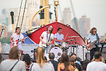 South Street Seaport Lincoln Sessions Atlas Genius