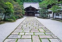 Nanzenji gardens Kyoto photos
